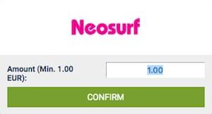 payer neosurf paris sportif