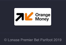 orange money paris sportif