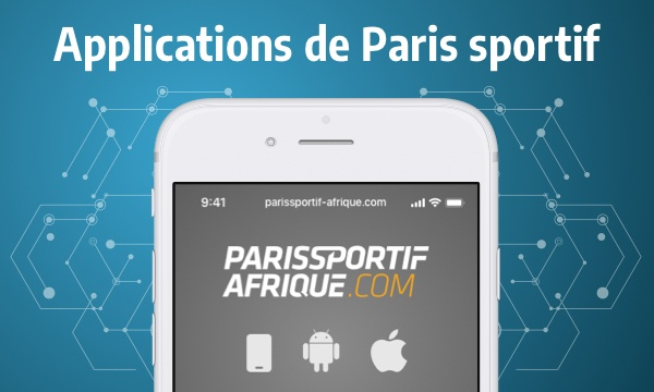 application mobile paris sportif