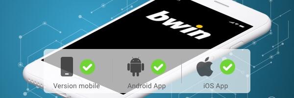 test application mobile bwin