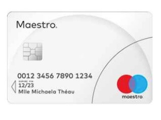 payer avec carte maestro