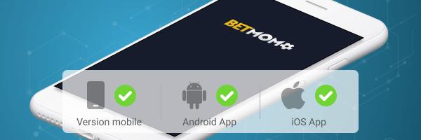 betmomo ios app android