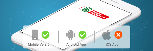 lnb paris sportifs app android
