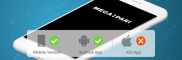 app megapari android apk