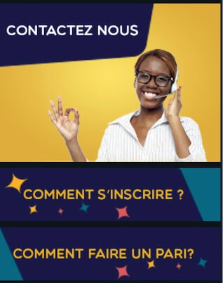yellow bet service client congo